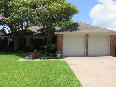 Galveston Single Family Home For Sale: 7757 Beaudelaire Circle