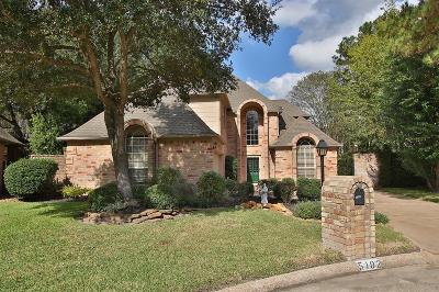 Houston Single Family Home For Sale: 5102 Olympia Fields Lane