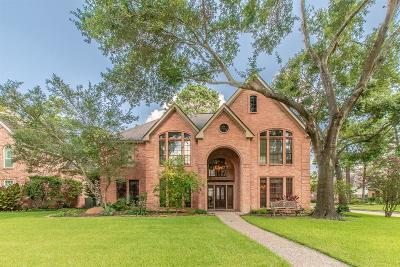 Houston Single Family Home For Sale: 6834 Cherry Hills Road