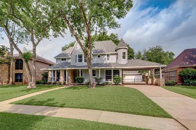 Richmond Single Family Home For Sale: 1707 Chapelwood Lane