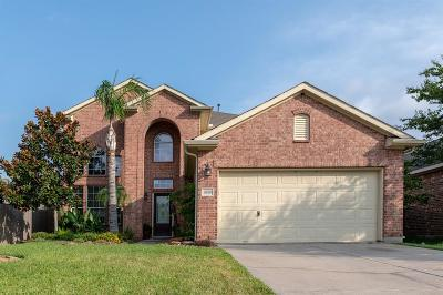 League City Single Family Home For Sale: 4490 Cadiz Court