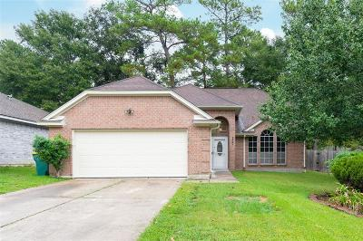 Conroe Single Family Home For Sale: 200 Bedford Lane