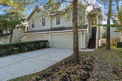 The Woodlands Condo/Townhouse For Sale: 34 Timberstar Street