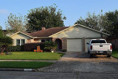 Pasadena Single Family Home For Sale: 4611 White Cloud Lane