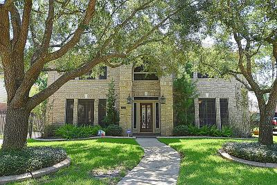 Houston Single Family Home For Sale: 515 Woodcastle Bnd