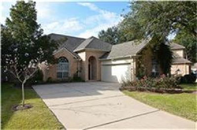 Houston Single Family Home For Sale: 8303 Polished Stone Circle