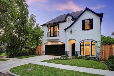 Houston Single Family Home For Sale: 1420 Marshall Street