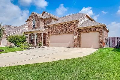 Katy Single Family Home For Sale: 3214 Hawkins Glen Lane