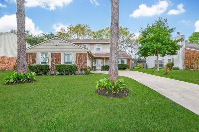 Houston Single Family Home For Sale: 8435 Sunny Ridge Drive