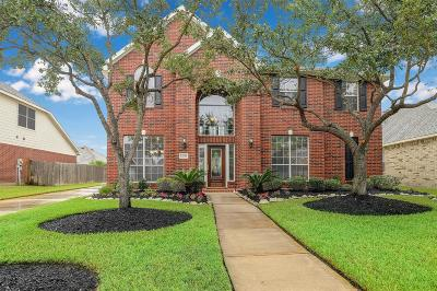 Tomball Single Family Home For Sale: 12726 Mossy Ledge Drive