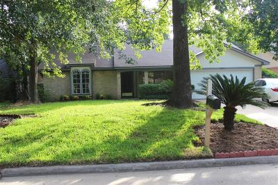 Houston Single Family Home For Sale: 3350 Birch Creek Drive