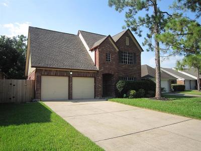 Single Family Home For Sale: 14214 Village Birch Street