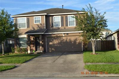 Spring Single Family Home For Sale: 6810 Baron Gate Court