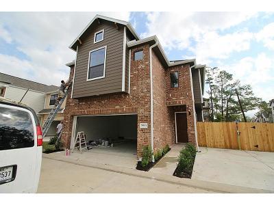 Houston Single Family Home For Sale: 7804 A Janak Drive