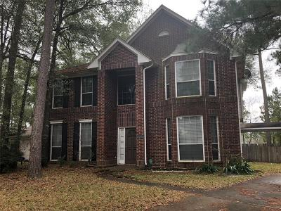 Spring Single Family Home For Sale: 3623 Walnut Forest Lane