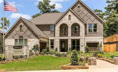 Conroe Single Family Home For Sale: 2034 Graystone Hills Drive