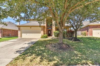 Cinco Ranch Single Family Home For Sale: 25306 Overbrook Terrace Lane