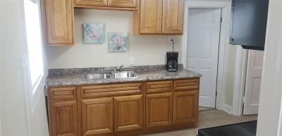 Galveston Rental For Rent: 4418 Avenue P 1/2 Unit 3