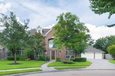 Single Family Home For Sale: 17110 Crescent Canyon Drive