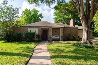 Missouri City Single Family Home For Sale: 2834 Meadowcreek Drive