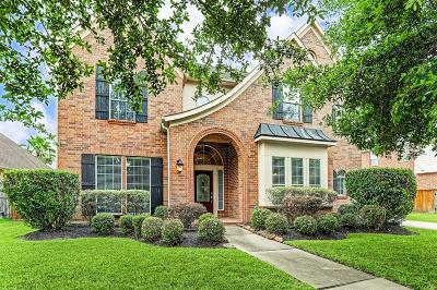 Humble Single Family Home For Sale: 14715 Winston Falls Lane