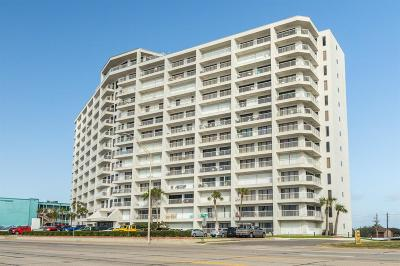 Galveston Mid/High-Rise For Sale: 7700 Seawall Boulevard #1307