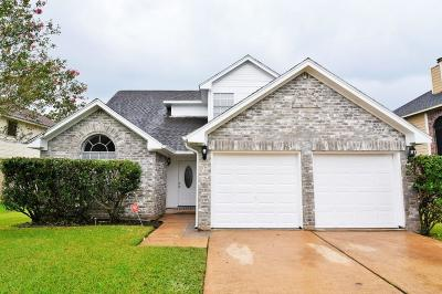 Houston Single Family Home For Sale: 4146 Presidents Drive
