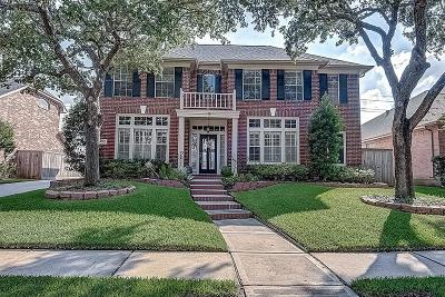 Sugar Land Single Family Home For Sale: 8014 Summer Brook Court