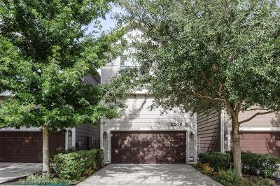 Houston Single Family Home For Sale: 2209 Bevis Street #B