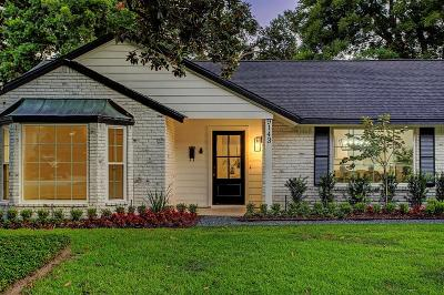 Houston Single Family Home For Sale: 9143 Bronco Drive