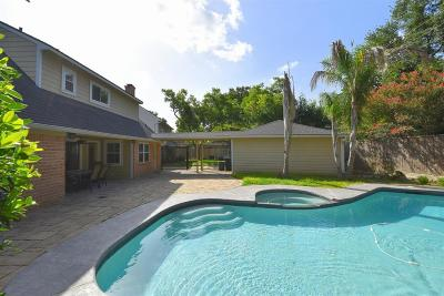 Houston Single Family Home For Sale: 11836 Westmere Drive