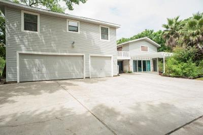 Seabrook, Webster Single Family Home For Sale: 3022 W Nasa Boulevard