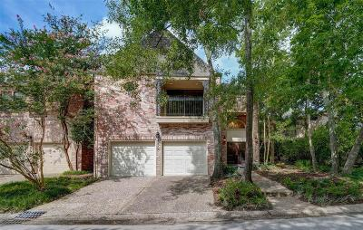 Houston Single Family Home For Sale: 8977 Briar Forest Drive