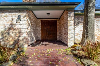 Houston Single Family Home For Sale: 10846 Pepper Lane