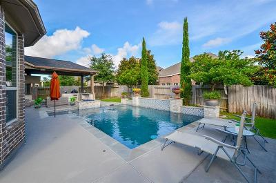 Katy Single Family Home For Sale: 27431 Cinco Terrace Drive