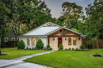 Garden Oaks Single Family Home For Sale: 702 W 42nd Street