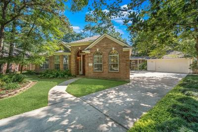The Woodlands TX Single Family Home For Sale: $299,000