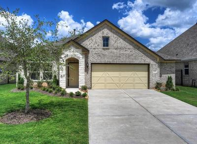 Richmond Single Family Home For Sale: 24406 Bludana Lane