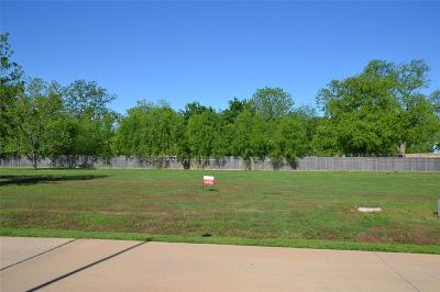 Fulshear Residential Lots & Land For Sale: 3511 Wellborn Drive