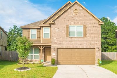 Humble Single Family Home For Sale: 21307 Fox Walk Trail