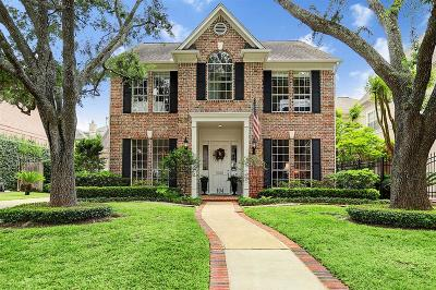 Bellaire Single Family Home For Sale: 104 Whipple Drive