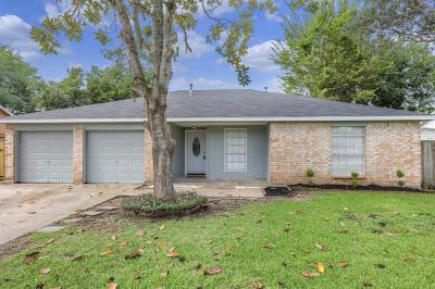 League City Single Family Home For Sale: 2004 Victoria Court