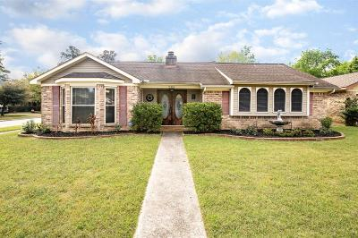 Spring Single Family Home For Sale: 2318 Sun Spring Court
