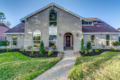 Houston Single Family Home For Sale: 5614 Jason Street