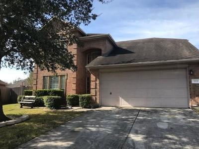 Friendswood Single Family Home For Sale: 3535 Rushwater Lane