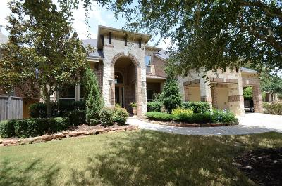 Katy Single Family Home For Sale: 27910 Barker Hollow Dr