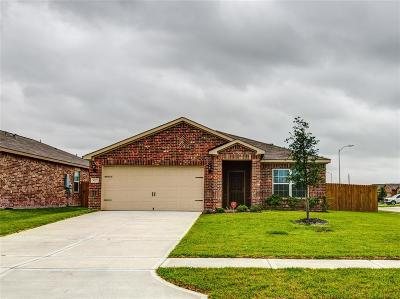 Rosenberg Single Family Home For Sale: 5027 Beck Lane