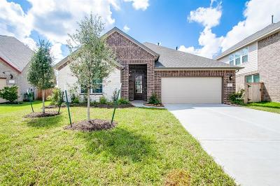 Cypress Single Family Home For Sale: 9407 Peralta Creek Ct