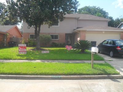 Sugar Land Single Family Home For Sale: 10414 Rancho Bernardo Lane
