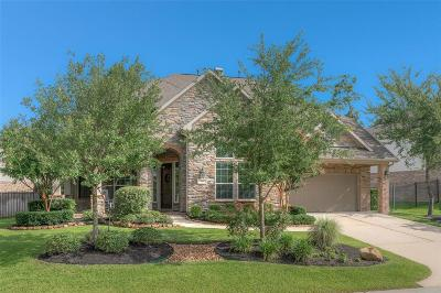 The Woodlands Single Family Home For Sale: 98 E Canyon Wren Circle